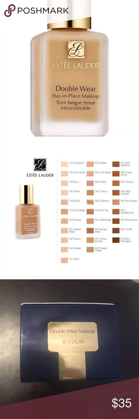estee lauder wear foundation colors estee lauder makeup color chart mugeek vidalondon