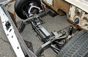 Ford Suspension 1965 Ford F100 Busted Knuckles
