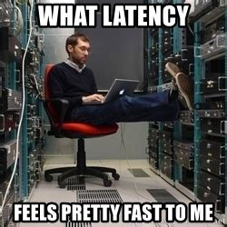 relaxed network engineer meme generator