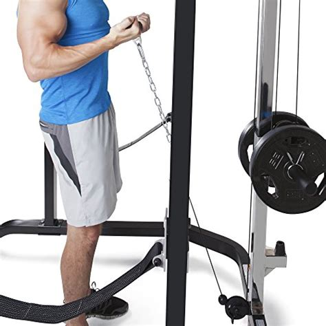 marcy pro cage and weight bench personal home