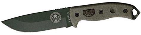 esee plain edge od blade with kydex sheath esee 5 plain edge od blade with kydex sheath