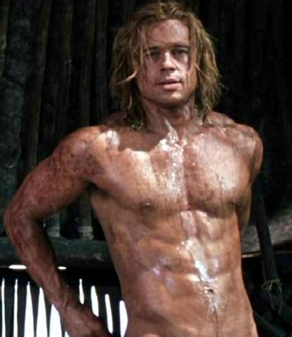 Set Gamis Brukat Pita by Why Doesn T Brad Pitt Do On
