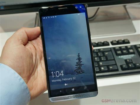 Hp Sony Xperia X3 hp elite x3 on hp at mwc 2016 gsmarena