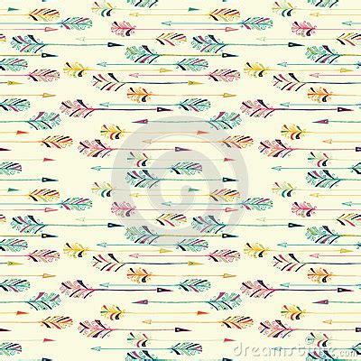 abstract patterns arrows seamless pattern stock feather arrow seamless pattern stock vector image 58485434