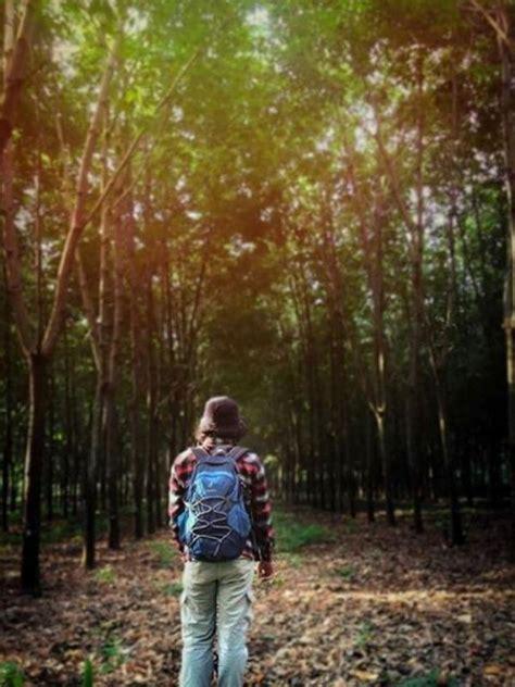 Patch Karet Jawabarat hutan karet kalijati nikmati sejuk spot instagrammable di subang food travel bintang