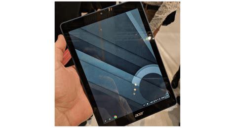 android chrome chrome os aper 231 u sur une tablette acer le renouveau frandroid