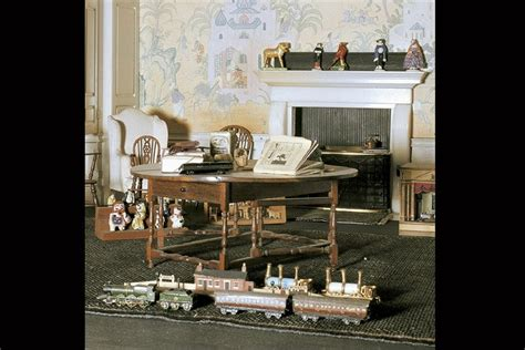 dolls house windsor bbc the queen s doll house at windsor in pictures