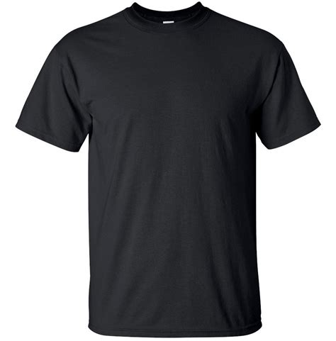 Design Gildan Adult T Shirt In Tall Sizes Mens Gildan Black T Shirt Template