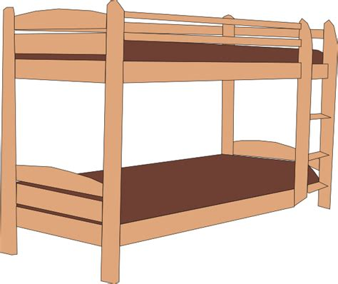 images of bunk beds bunk bed clip at clker vector clip