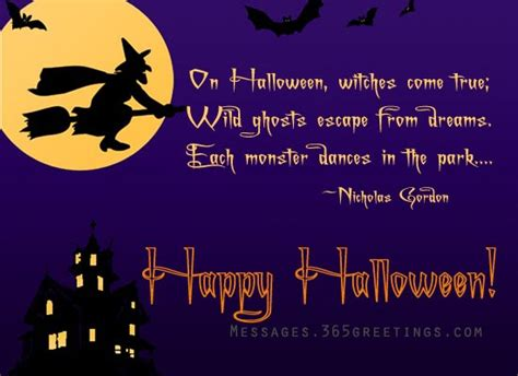scary halloween quotes and sayings