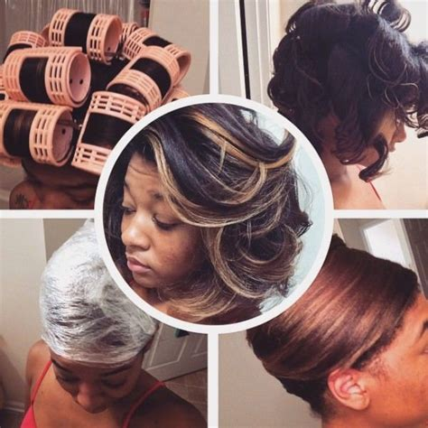 roller wrap hairstyle roller set wrap hairstyles short hairstyle 2013