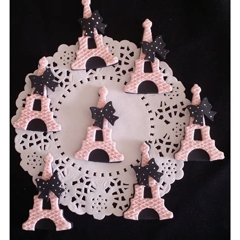 Wedding Favors And Decorations by Eiffel Tower Figurines Eiffel Tower Cake Topper