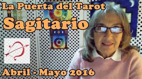 Sagitario Mayo 2016 You Tobe | predicciones para sagitario abril mayo 2016 horoscopo