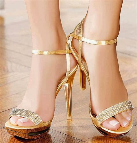 Beautiful Sandals For The by Stylish Beautiful High Heels Sandals