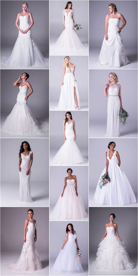 Wedding Ceremony Types by Types Of Wedding Gowns For Types Bridesmaid Dresses
