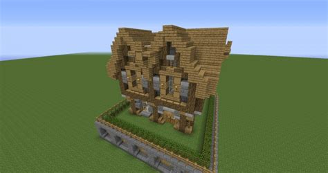 Fancy Minecraft Houses by Fancy House 2 Minecraft Project