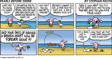 pearls before swing random pearls pearls before swine photo 630154 fanpop
