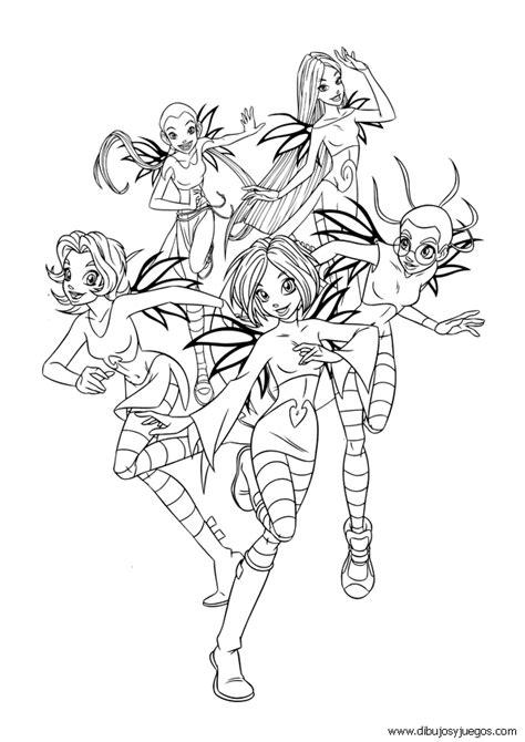dibujos para pintar de xicas dibujos de chicas 059 dibujos y juegos para pintar y