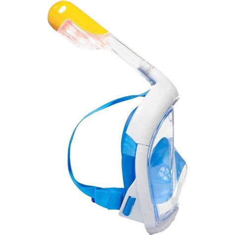 Diving Or Snorkelling Mask Subea By Decathlon easybreath mask subea tribord decathlon
