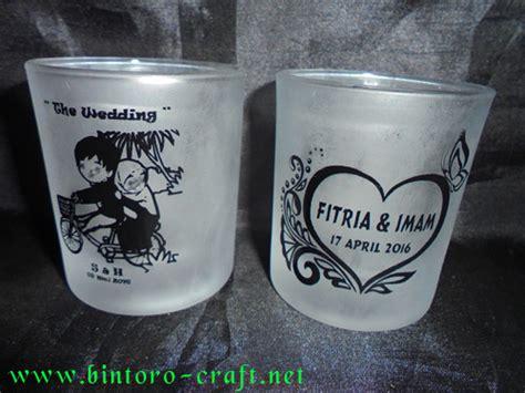 Souvenir Pernikahan Gelas Sloki souvenir gelas sloki dove undangan souvenir pernikahan