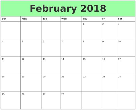printable monthly calendar 2018 singapore february 2018 calendar singapore calendar template
