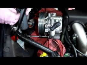 acura tl power steering noisy whining moaning fix hd