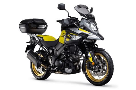 Suzuki V Strom 1000 by 2017 Touring Pack For Suzuki S V Strom 1000 Mcn