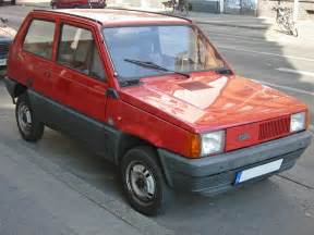 Fiat Panda 1 Fiat Panda 1980