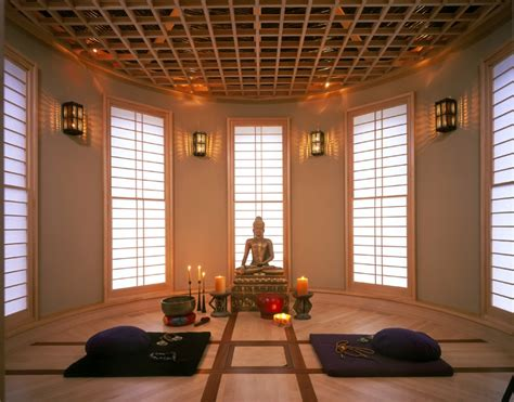 10 Ways To Create Your Own Meditation Room Freshome.com