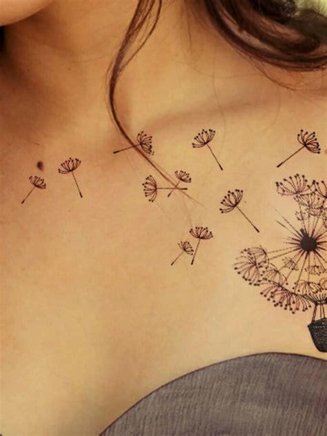 dandelion tattoo placement 17 best ideas about dandelion tattoos on pinterest