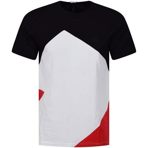 versus versace border pattern t shirt versus versace versus versace black white red pattern logo