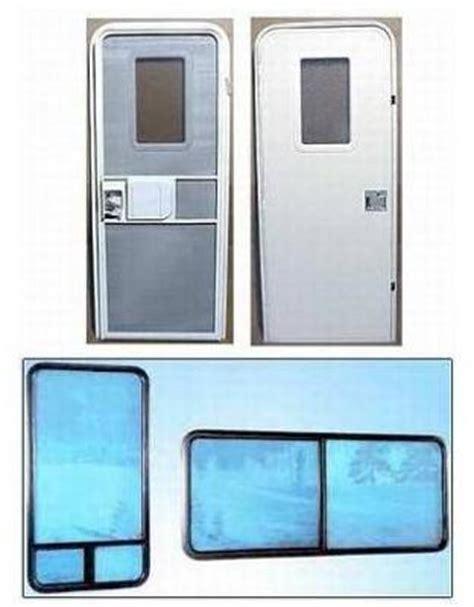 Rv Windows And Doors rv doors black rv entry door lock w deadbolt c er
