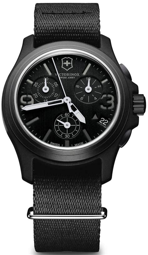 Swiss Army Original 2258 Ab by Swiss Army Original Chronograph Ablogtowatch