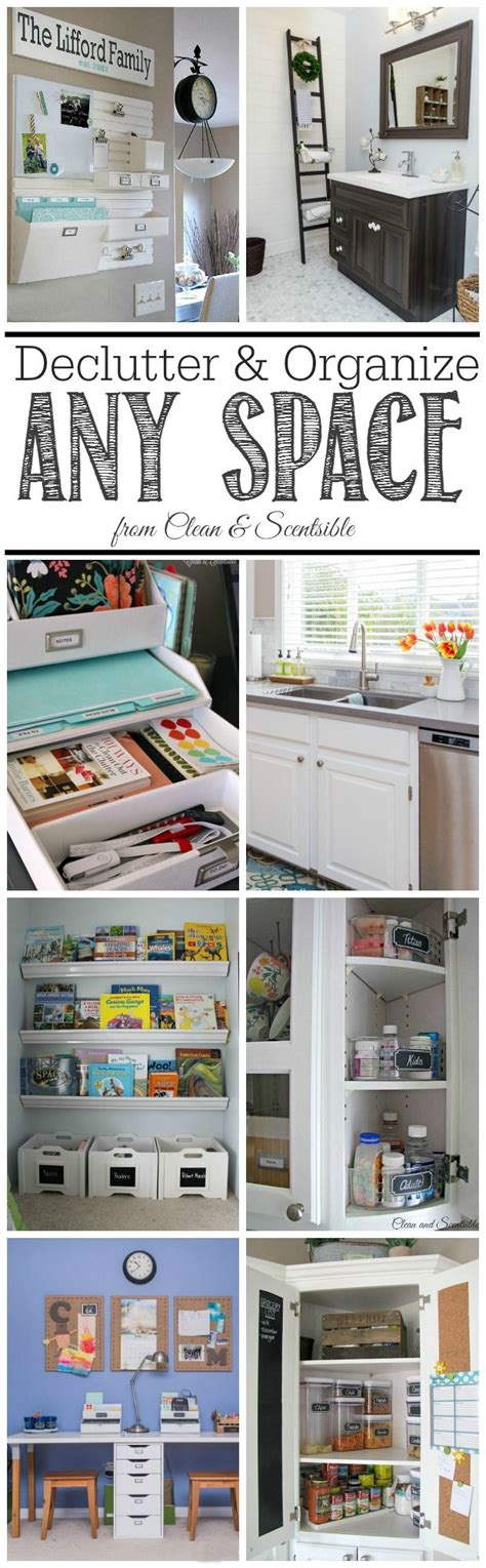 Decluttering Blueprint Step 4 Organizing Your Family Room by Best 25 Desk Organization Tips Ideas On