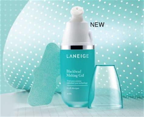 Laneige Blackhead Melting Gel makeup by andy singapore laneige pore care
