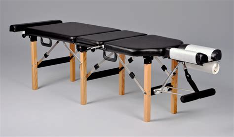 sport portable chiropractic table