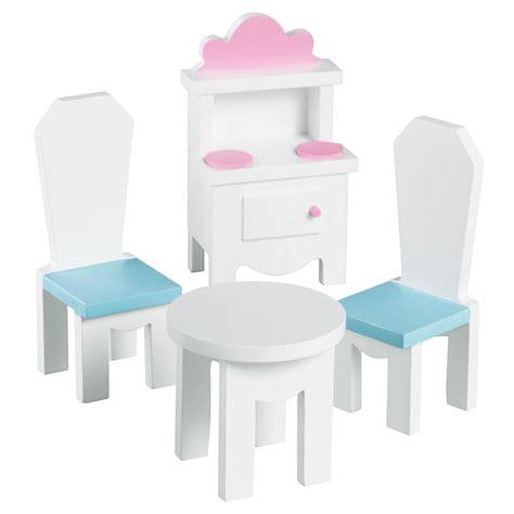 just kidz doll house just kidz 4 pc wooden kitchen dollhouse furniture set