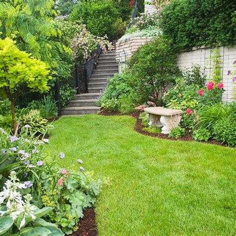 Hillside Garden Design Ideas Hillside Landscaping Ideas Climate Himalaya