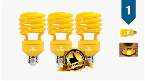 outdoor light bulbs that don t attract bugs best bug lights zappers