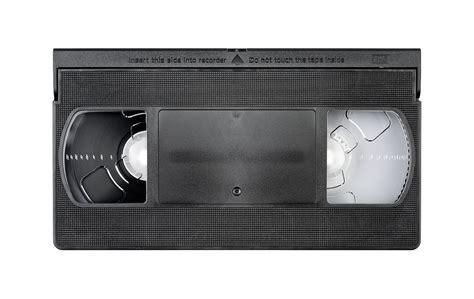 cassette vhs videotape format war