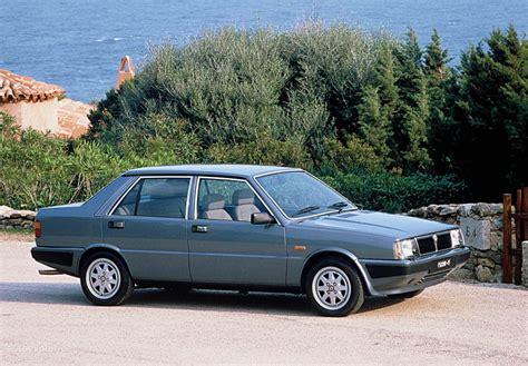 Lancia Prisma Lancia Prisma Specs 1983 1984 1985 1986 1987 1988