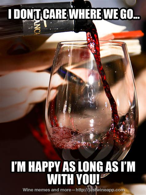 Wine Glass Meme - we love dogs too but wine memes are always better just wine