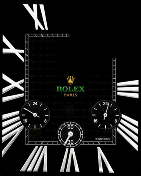 animated wallpaper for apple watch rolex apple watch face