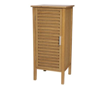 Bhs Bathroom Storage Bhs Single Door Bathroom Cupboard In Oak Review Compare Prices Buy