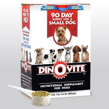 dinovite for dogs dinovite for small dogs