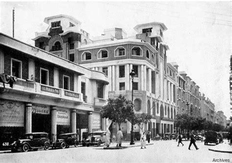 bureau d 騁ude batiment casablanca ces architectes fran 231 ais qui ont construit le maroc moderne