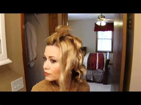 the best curling wand for short hair how to curl a bob with a curling wand youtube