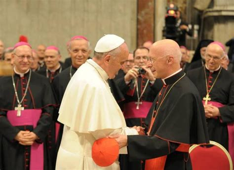 imagenes de obispos francisco reprende a los obispos italianos por su