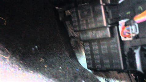 locate  interior fuse panel    ford