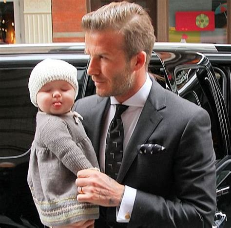 Posh And Becks Freaking Us Out by David Beckham Topnews